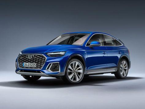 Audi Q5 Sportback  09.2020 -  н.в.