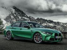BMW M3 2020, седан, 6 поколение, G80