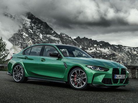 BMW M3 (G80) 09.2020 -  н.в.