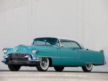 Cadillac DeVille 1954, купе, 2 поколение, Series 62