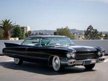 Cadillac DeVille 1958, купе, 3 поколение, Series 6300