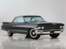 Cadillac DeVille 1960, купе, 4 поколение, Series 6300