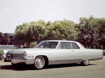 Cadillac DeVille 1964, купе, 5 поколение, Series 683