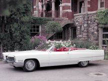 Cadillac DeVille 1964, открытый кузов, 5 поколение, Series 683