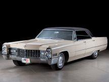 Cadillac DeVille 1964, седан, 5 поколение, Series 683