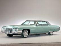 Cadillac DeVille 1970, седан, 6 поколение