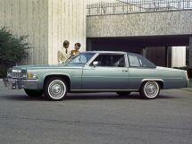 Cadillac DeVille 1976, купе, 7 поколение