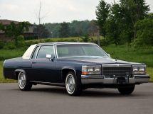Cadillac DeVille рестайлинг 1979, купе, 7 поколение