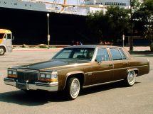 Cadillac DeVille рестайлинг 1979, седан, 7 поколение