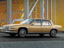Cadillac DeVille 1984, седан, 8 поколение