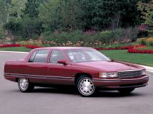 Cadillac DeVille 1993, седан, 9 поколение