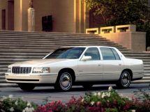 Cadillac DeVille рестайлинг 1995, седан, 9 поколение