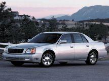 Cadillac DeVille 1999, седан, 10 поколение
