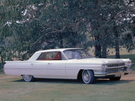 Cadillac DeVille (Series 6300) 11.1960 - 09.1964