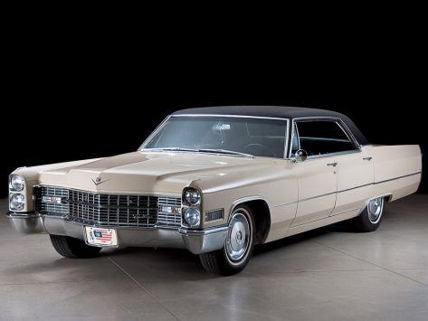 Cadillac DeVille (Series 683) 10.1964 - 12.1968