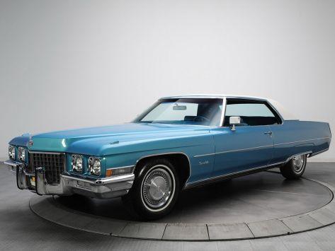 Cadillac DeVille  10.1970 - 09.1971