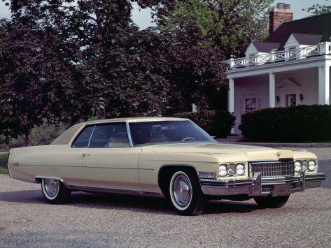 Cadillac DeVille  10.1971 - 09.1973