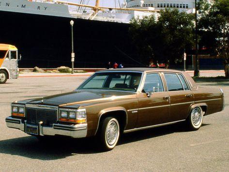 Cadillac DeVille  10.1979 - 04.1984
