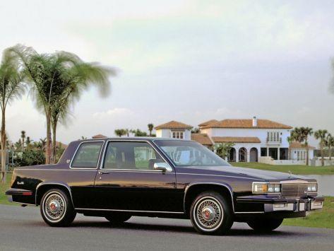 Cadillac DeVille  05.1984 - 04.1988