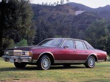 Chevrolet Caprice 1976, седан, 3 поколение