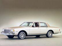 Chevrolet Caprice рестайлинг 1979, седан, 3 поколение