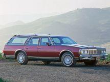 Chevrolet Caprice 1976, универсал, 3 поколение