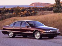 Chevrolet Caprice 1990, седан, 4 поколение
