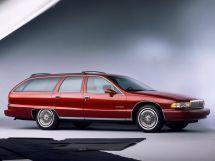 Chevrolet Caprice 1990, универсал, 4 поколение