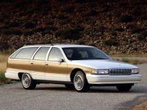 Chevrolet Caprice рестайлинг 1992, универсал, 4 поколение