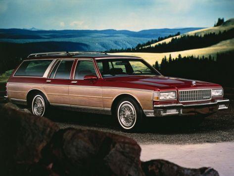 Chevrolet Caprice  10.1986 - 09.1990