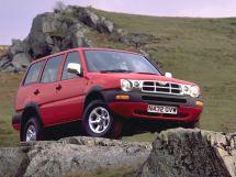 Ford Maverick рестайлинг 1996, джип/suv 5 дв., 1 поколение