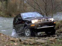 Ford Maverick рестайлинг 1996, джип/suv 3 дв., 1 поколение