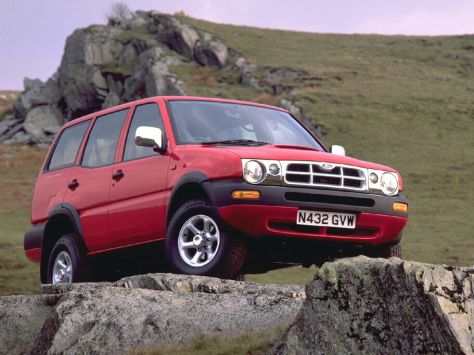 Ford Maverick  10.1996 - 03.1999
