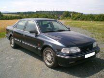 Ford Scorpio рестайлинг 1992, седан, 1 поколение, Mk1