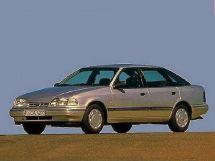Ford Scorpio рестайлинг 1992, лифтбек, 1 поколение, Mk1