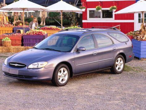 Ford Taurus  10.1999 - 12.2004