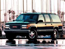 GMC Suburban 1991, джип/suv 5 дв., 1 поколение