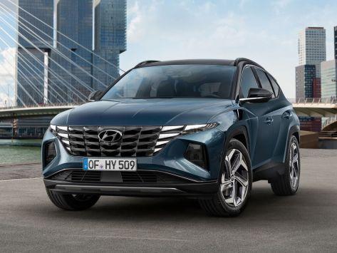 Hyundai Tucson (NX4) 09.2020 -  н.в.