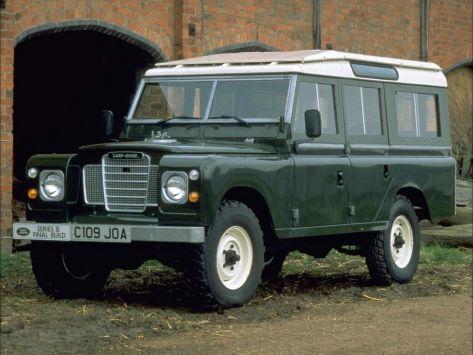 Land Rover Series III (109) 01.1971 - 12.1985