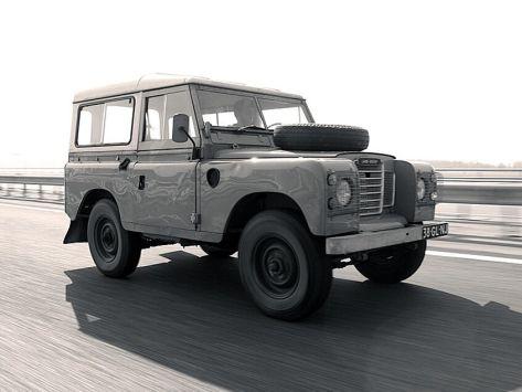Land Rover Series III (88) 01.1971 - 12.1985
