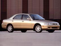 Mazda 626 1991, седан, 4 поколение, GE