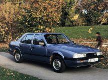 Mazda 626 рестайлинг 1985, седан, 2 поколение, GC