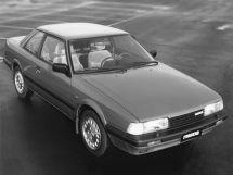 Mazda 626 рестайлинг 1985, купе, 2 поколение, GC