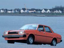 Mazda 626 1978, седан, 1 поколение, CB