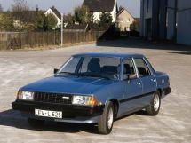 Mazda 626 рестайлинг 1980, седан, 1 поколение, CB