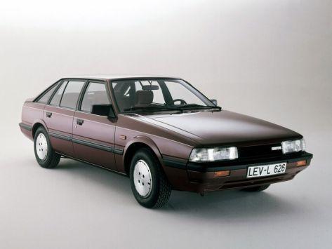 Mazda 626 (GC) 09.1982 - 04.1985