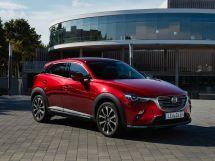 Mazda CX-3 рестайлинг 2018, джип/suv 5 дв., 1 поколение, DK