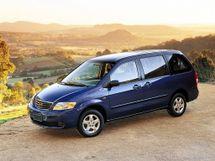 Mazda MPV 2 поколение, 06.1999 - 03.2002, Минивэн