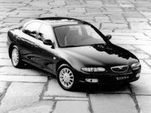 Mazda Xedos 6 рестайлинг 1994, седан, 1 поколение, TA