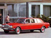 Mercedes-Benz W123 1977, седан, 1 поколение, V123
